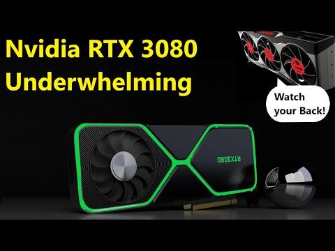 Nvidia RTX 3080 Analysis: 10GB isn't enough for 4K…or Big Navi