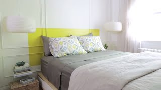 Interior Design — Budget-Friendly Eclectic Bedroom Decorating Makeover