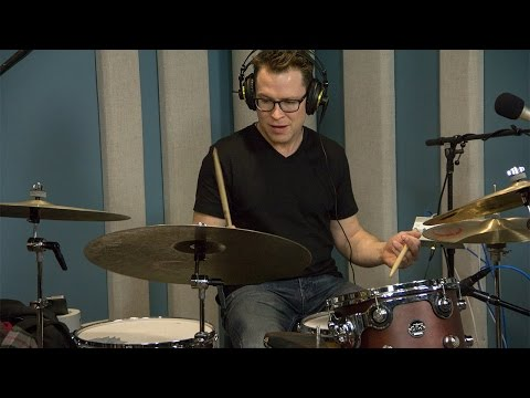 Stanton Moore Trio 'Driftin' | Live Studio Session