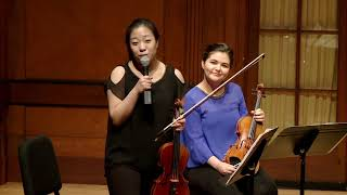 BEETHOVEN Quartet No. 4 in C minor, Op. 18, No. 4