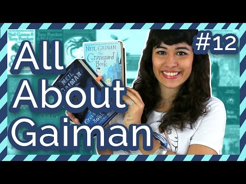 O Livro do Cemitério {All About Gaiman #12} | All About That Book |