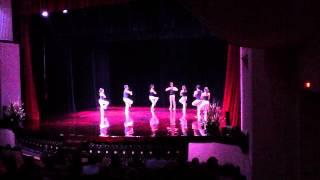 preview picture of video 'Danza contemporanea Teatro Llave Orizaba'