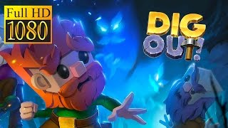 Dig Out! Game Review 1080P Official Zimad Puzzle 2016