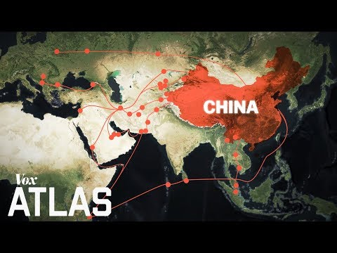 Jak chce Čína ovládnout světový obchod - Vox