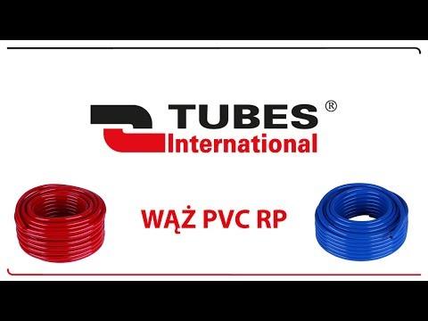 Wąż tłoczny PVC RP - zdjęcie