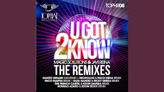 U Got 2 Know (Suki Remix)