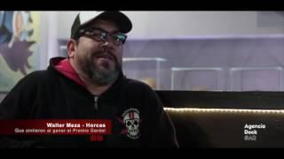 Entrevista Walter Meza de Horcas - Agencia Rock