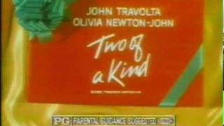 Two of a Kind (1983) Video