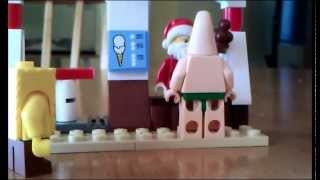 spongebob lego santa is coming episode 2