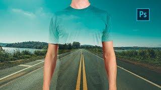 אפקט הבגדים השקופים - Transparent Clothes Effect