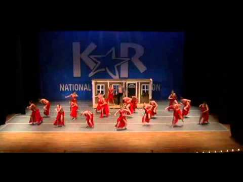 """""""I Have Nothing"""" -  DANCE ARTS CENTRE  (Chattanooga, TN)"""