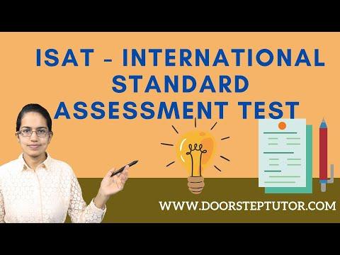 ISAT - International Standard Assessment Test For Classes 1 to 10 ...