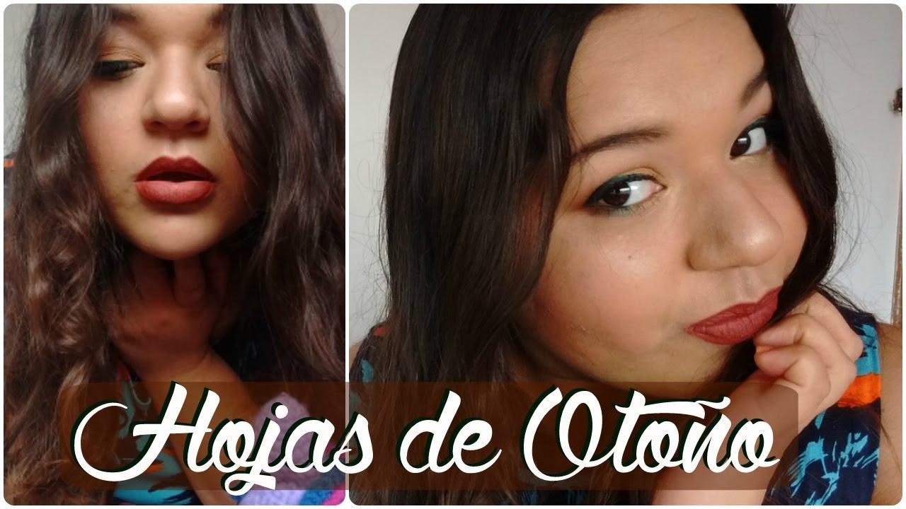 Demelza Makeup - Hojas de Otoño - Tutorial