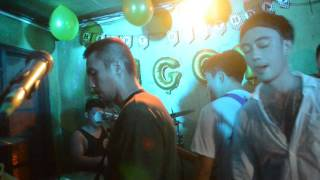 Glass Is Broken - Chicosci (Live @ Saguijo)