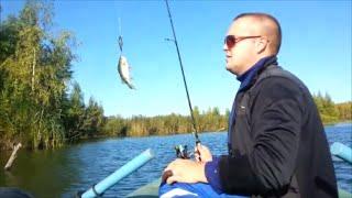 Рыбалка на окунь в ярославской области