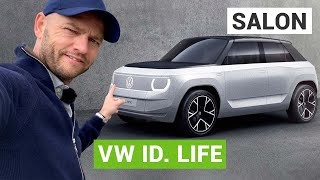 ID.Life : la future Volkswagen électrique low-cost à Munich ⚡