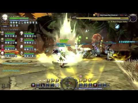 [NA Dragon Nest] Team TBone BDN HC Clear Shooting Star 1.31.2015