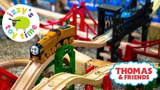 Toy Trains for Kids   WE GOT MURDOCH! BRIDGE ONLY TRACK! Thomas and Friends   Video for Kids