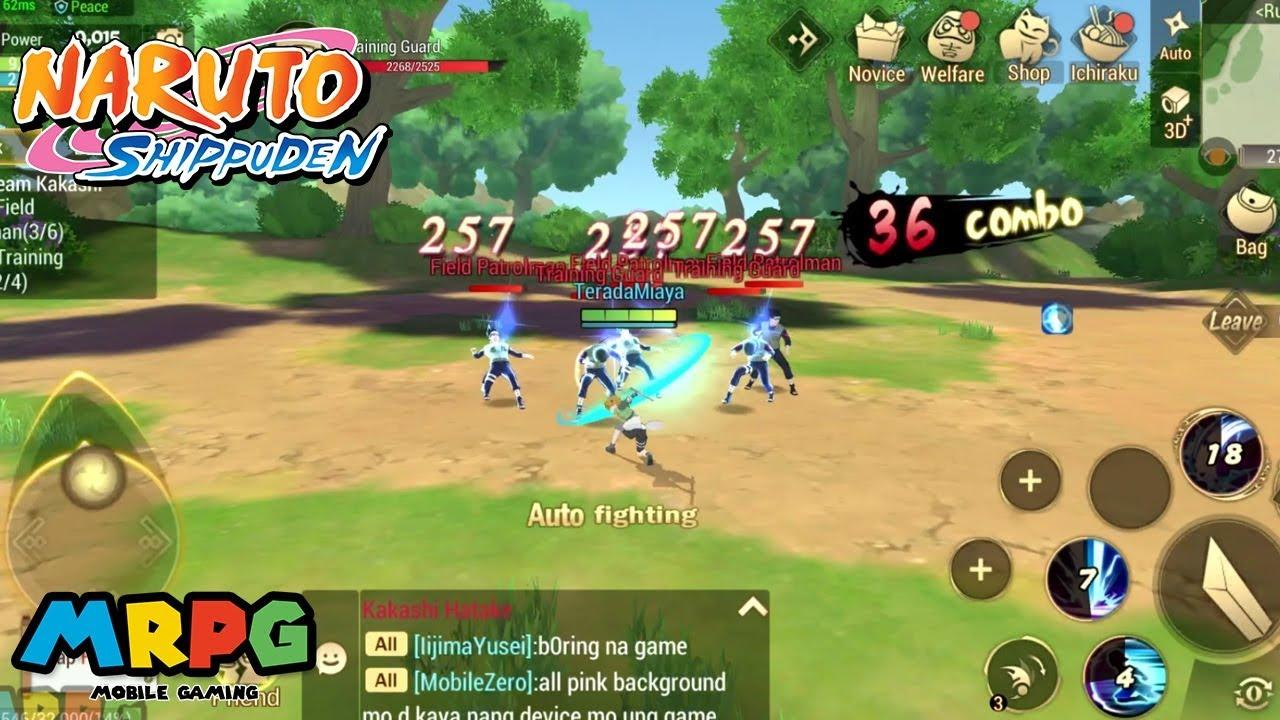 😱 Naruto mobile fighter apk data | Naruto Mobile Fighter