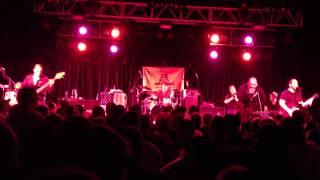"E.Town Concrete - ""All That You Have Is Still Not Enough (Live @ Starland Ballroom)"" 2-17-12"