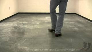 Charlie's Line Dance Lesson: Watermelon Crawl [INTERMEDIATE]