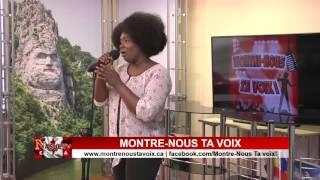 Yama Laurent   Montreal   Montre Nous Ta Voix!