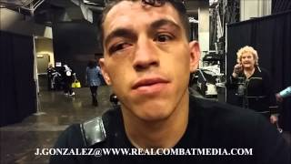 JORGE PAEZ JR POST FIGHT INTERVIEW **ESPANOL** 5/15/15! BENAVIDEZ VS PAEZ JR POST FIGHT HIGHLIGHTS!