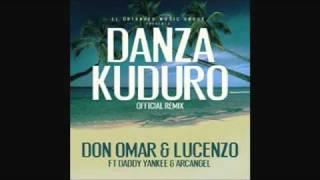 Don Omar Ft. Lucenzo, Daddy Yankee   Arcángel - Danza Kuduro --Descarga/download
