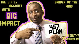 457 plan:The little account that can make a big difference in retirement