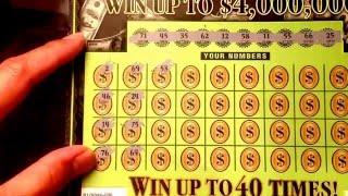 Mighty jumbo buck...$1075 Georgia scratch...pt 24