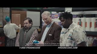 Progressive Commercial: Unbecoming Your Parents: Guys Says Blue For Ten Minutes