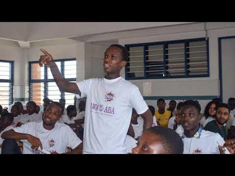 Young Ambassadors Promote Wawa Aba