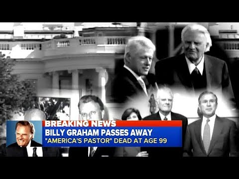 Evangelist Billy Graham Passes Away At 99 (Retrospective)
