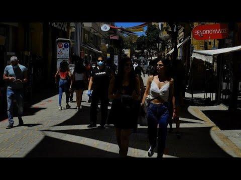 Κύπρος – COVID-19: Δύο νέα κρούσματα – Καραντίνα για όσους φτάνουν από τις χώρες κατηγορίας Γ…