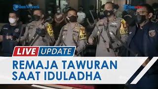2 Kelompok yang Tawuran di Pasar Manggis saat Iduladha Ditangkap, Dipicu Saling Ejek di Instagram