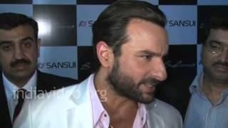 Saif and Sonakshi in