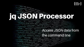 jq JSON Processor Tutorial: How to access JSON data from the command line with the jq parser