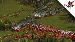 Cossacks 3 - 6P FFA THE ALGERIAN INVASION   Multiplayer 4K Gameplay