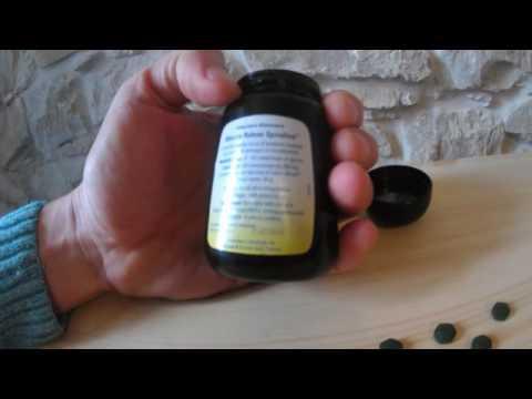 Alga Spirulina recensione e benefici