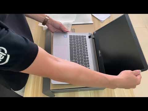 Asus X407UA-Review