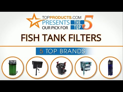 Best Fish Tank Filter Reviews 2017 – How to Choose the Best Fish Tank Filter