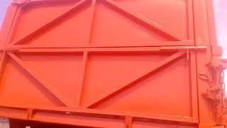 Покраска кузова Камаз 55102