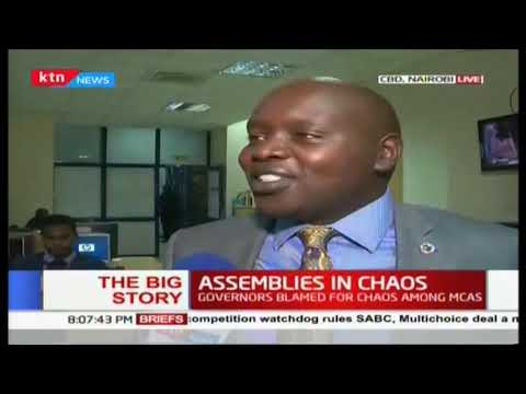 County Assemblies in chaos   #TheBigStory