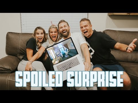SPOILED SURPRISE | CRUISE PLANNING | THIS IS HOW WE BINGHAM