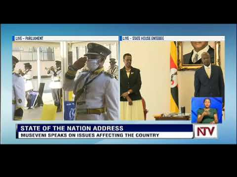 Uganda's State of the Nation Address 2020