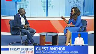One on One with Anthony Ndiema I Friday Briefing