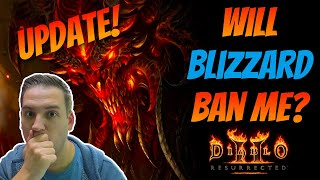 Will You Get Banned For Modding Diablo 2 Resurrected