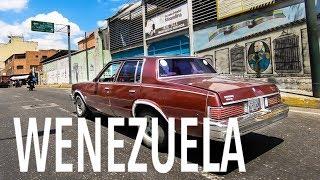 Pamiętnik z Caracas -  Wenezuela - Bez Planu Vlog [4k]