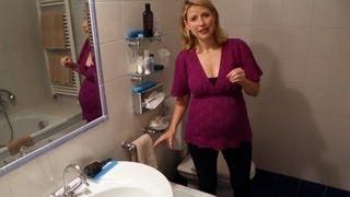 Samantha Brown Video Tips - European Bathroom Tour