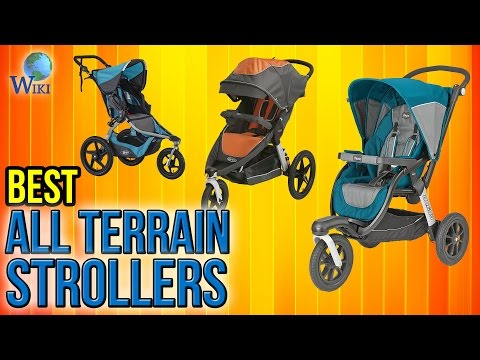 10 Best All Terrain Strollers 2017